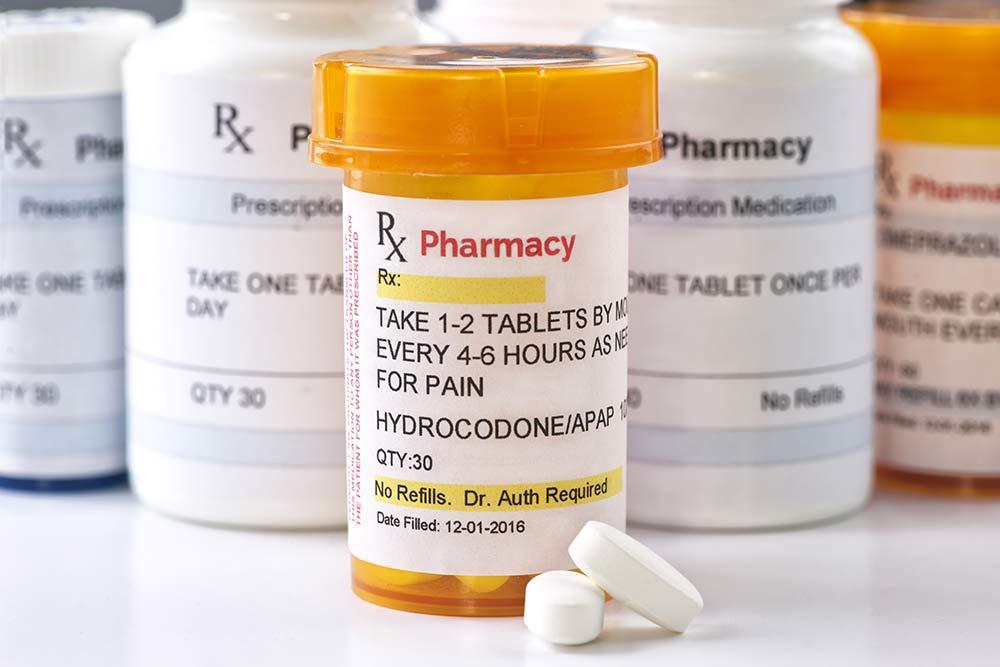 Detoxing from Vicodin