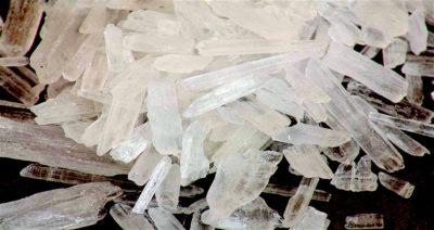 Crystal Meth (Methamphetamine)